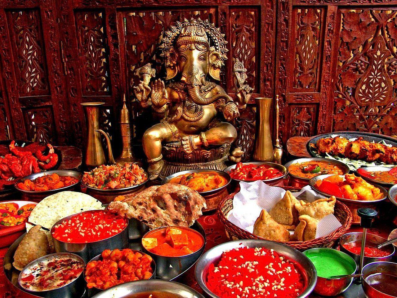 Индийская кухня