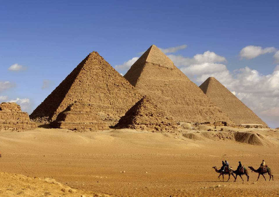 Экскурсии в Египте, экскурсионная программа