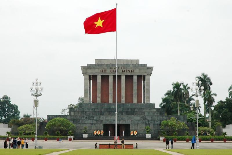 Mavzolej Ho Shi Mina