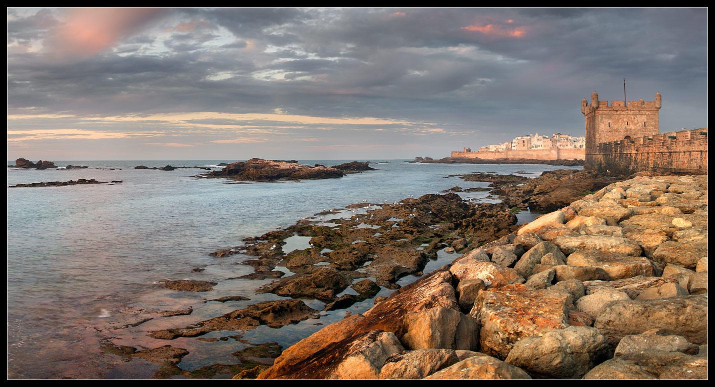 Эссувейра пляжи Марокко