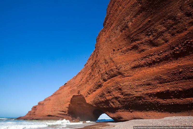 Легзир пляжи Марокко
