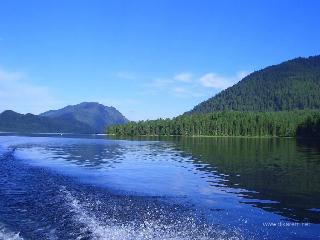 Алтайские озера