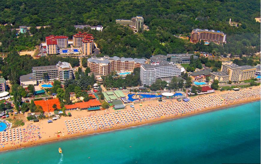 Горящие туры на Золотые пески в Болгарии