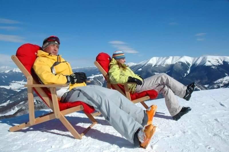 Где отдохнуть зимой?