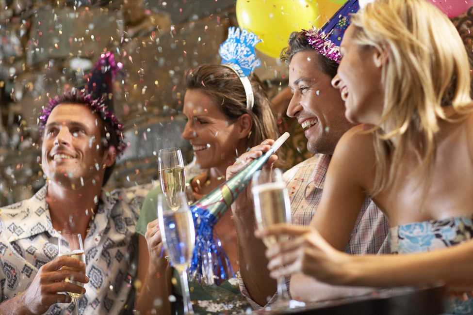 Как и где встретить новый год?