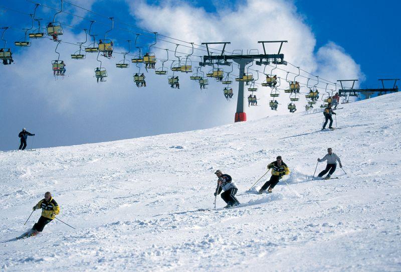 Отправляемся на горнолыжные курорты