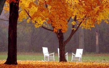 Куда поехать осенью?
