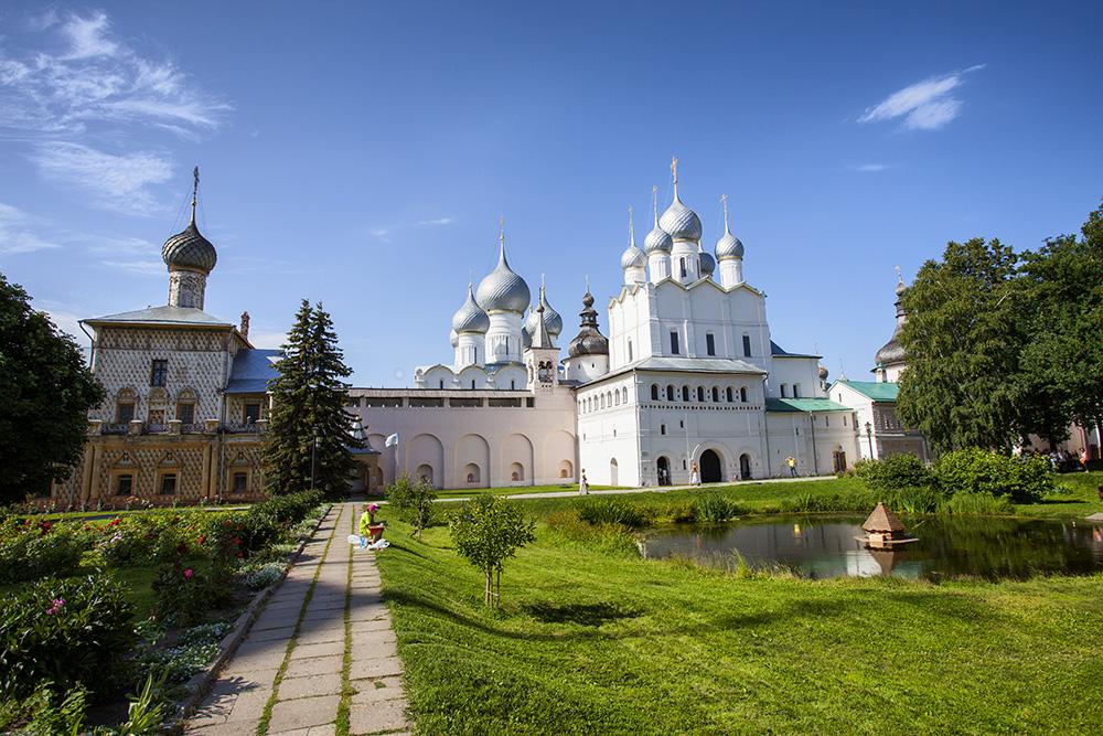 туры по Золотому кольцу России