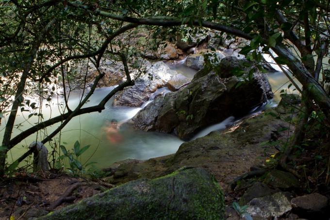 Водопады Банг Паэ