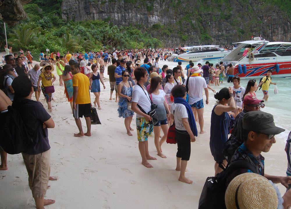 Высокий сезон в Таиланде