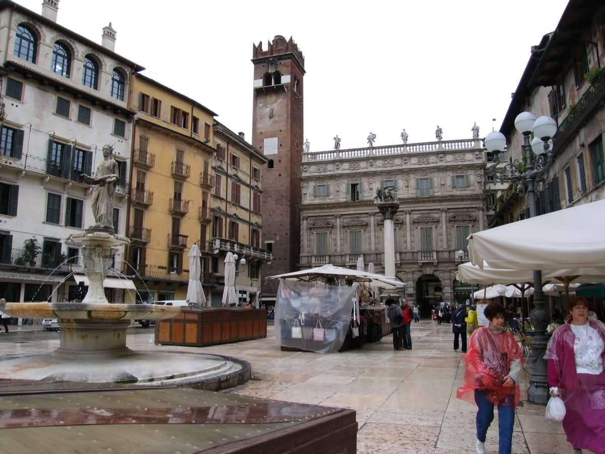 Отдых и экскурсии в Вероне