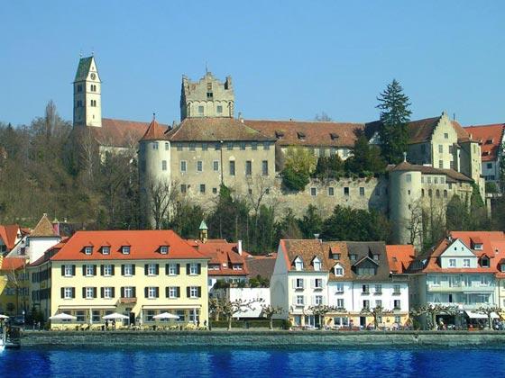замок Меерсбург