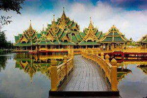 Когда отдыхать в Таиланде?